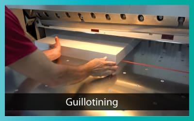 Guillotining
