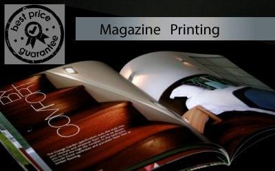 Printing Magazine Melbourne